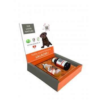Kit Regalo - Spray Assorbiodori + Shampoo Nutriente