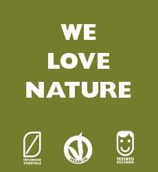 We love nature